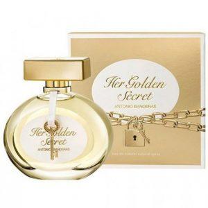 A.Banderas Her GOLDEN Secret 80ml edt (thumb59017)