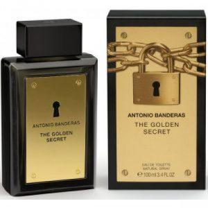 A.Banderas THE GOLDEN SECRET men 100ml (thumb59024)